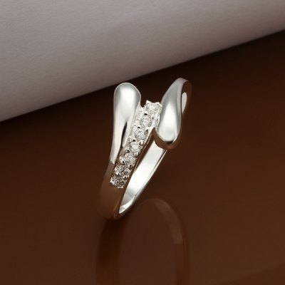 Stylish Adjustable  Finger Abstract Design Ring For Women