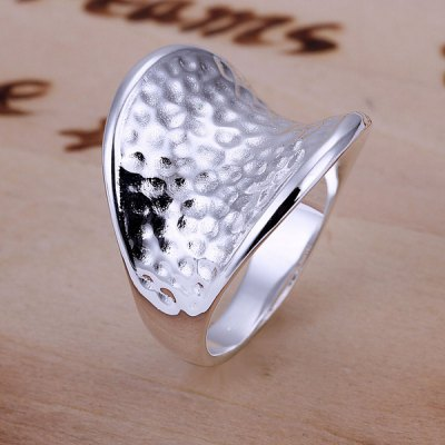 Silver Plated Thumb Ring For Thumb