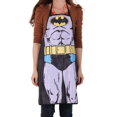 Men Creative Apron Funny Kitchen Cooking Supplies