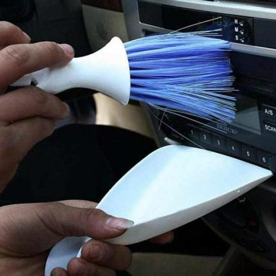Car Air Conditioning Wind Gap Brush