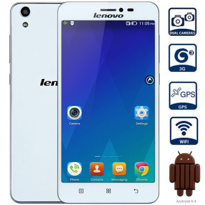 Lenovo S850 5.0 inch Android 4.4 3G Phablet MTK6582 Quad Core