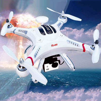 Cheerson CX - 20 Quadcopter with Camera Mounting Open - source Flight Controller
