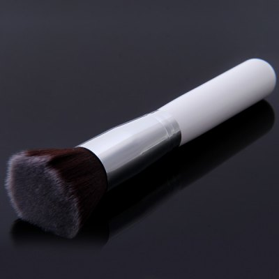 Professional Flat Head Makeup Brushes Soft Cosmetic Face Brush
