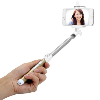 Dispho Remote Control Phone Bluetooth Stretchable Pod Self - timer