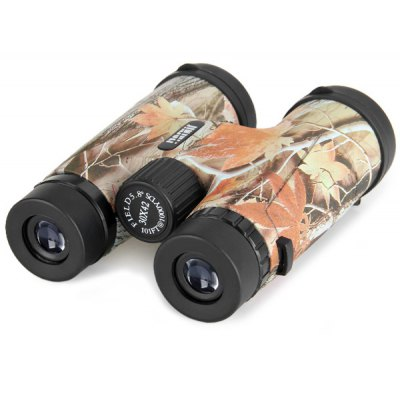 Portable 30 x 42 Roof Prism Binoculars with Strap Hunting Hiking Outdoor Activities Supplies ( 101FT / 1000YDS )