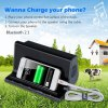 Buy CKY BC06H Portable MIC Wireless Bluetooth 2.1 Speaker Power Charge Station Built - Lithium Battery iPhone 6 Plus 5S 5C 5 4S 4