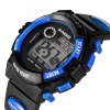 Synoke LED Sports Military Watch Christmas Gift Stopwatch Week Alarm Date for Children deal