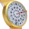 Paidu 58881 Male Quartz Watch Steel Net Strap Rotation Round Dial deal