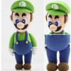 cheap Green Super Mario Model Colored Modeling Clay Intelligence Toy Parent - child Toy