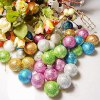 2 Packs x Exquisite Christmas Ball 4CM Mix Colour Plating Ball Pendant