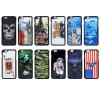 Buy Fashionable Plastic Material Back Case Cover 3D Vary Picture Design - Beauty Pattern