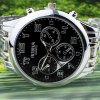 cheap Rosar Quartz Watch Round Dial Stainless Steel Strap for Men