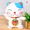 cheap Cute New Arrival3D Lucky Cat Model Stuffed Toy Best Cat Doll Present