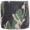 1PC Outdoor Wrap Rifle Props 4.5m Camouflage Stealth Tape Soldier Military Necessary for sale