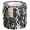 1PC Outdoor Wrap Rifle Props 4.5m Camouflage Stealth Tape Soldier Military Necessary deal