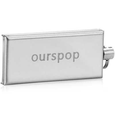 Ourspop OP - 02 8GB Multi - function USB2.0 Memory Flash Drive Support Windows 2000 7 XP Vista Mac