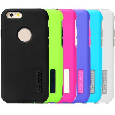 Фотография Loopee TOTU Series Stylish PC and TPU Material Back Case Cover for iPhone 6  -  4.7 inches