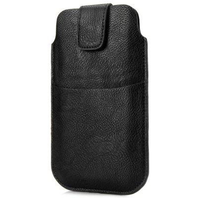 Durable 6.3 inch PU Vertical Phone Waist Bag Storage PouchSamsung Cases/Covers<br>Durable 6.3 inch PU Vertical Phone Waist Bag Storage Pouch<br><br>Material: PU Leather<br>Style: Special<br>Color: Black, White, Rose<br>Product weight: 0.037 kg<br>Package weight: 0.057 kg<br>Product size (L x W x H) : 18.5 x 10.7 x 1 cm / 7.3 x 4.2 x 0.4 inches<br>Package Contents: 1 x Bag