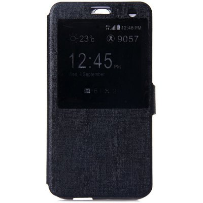 Folding Stand Style PU Protective Case for ZOPO Z999 ZOPO 3X Smartphone