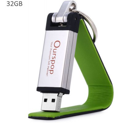 Ourspop OP-05 32GB USB2.0 Memory Flash Drive