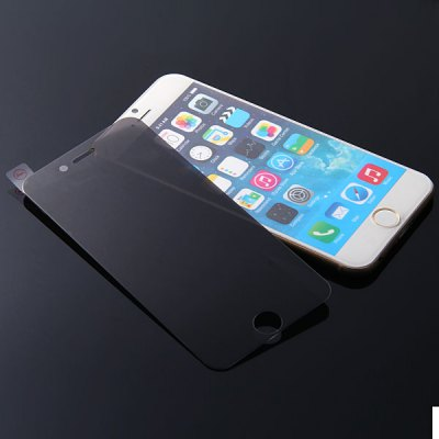 Гаджет   Practical 0.26mm 9H Hardness Tempered Glass Anti - Glare Screen Protector for iPhone 6  -  4.7 inches iPhone Cases/Covers