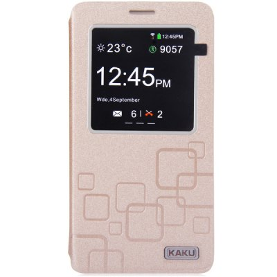 KAKU Practical PC and PU Cover Case for Redmi Note
