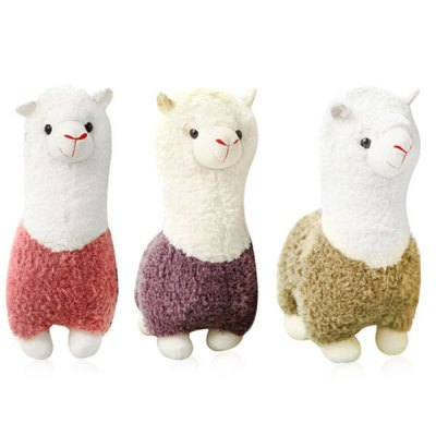Гаджет   35cm New Arrival Alpaca Plush Doll Toy Dolls & Action Figures