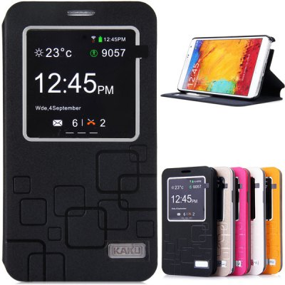 Гаджет   KAKU Practical PC and PU Cover Case for Samsung Galaxy Note3 N9000 Samsung Cases/Covers