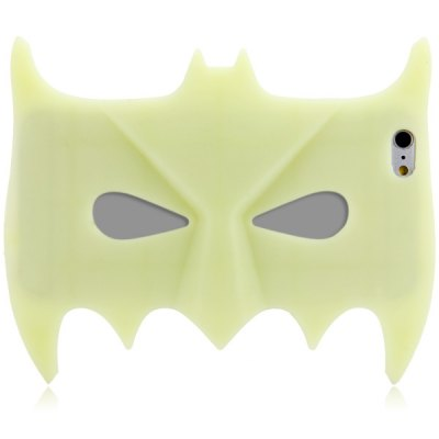 ФОТО Batman Mask Style Silicone Material Back Cover Case for iPhone 6 Plus  -  5.5 inches