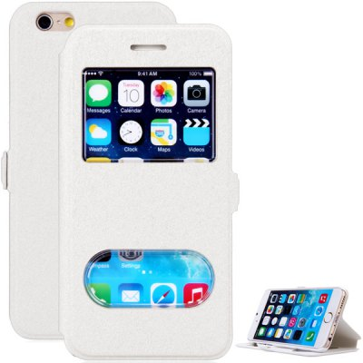 Гаджет   Practical PC and PU Material Cover Case for iPhone 6  -  4.7 inches iPhone Cases/Covers