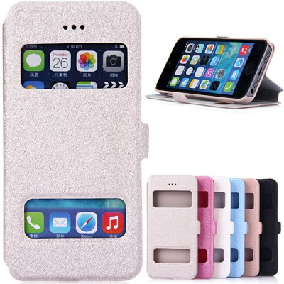 Фотография Practical PC and PU Material Cover Case for iPhone 5 5S
