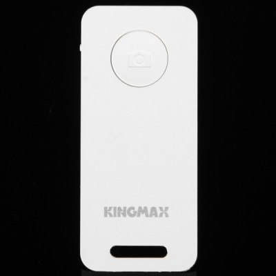 ФОТО KINGMAX KBS - 01 Practical Wireless Bluetooth 3.0 Remote Shutter Self - timer Tool Built - in Battery Compatible Android IOS