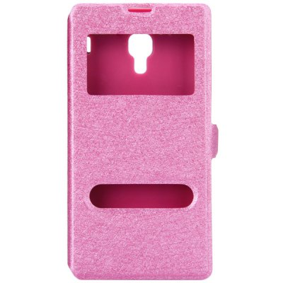 ФОТО Practical PC and PU Material Protective Cover Case for Redmi