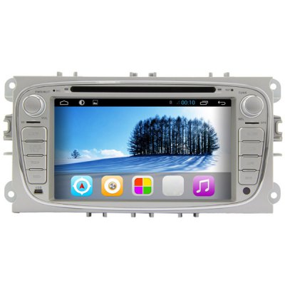 7 inch 2 Din TFT Screen Car DVD Player for Ford Focus 2012 - 2014
