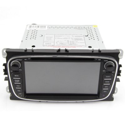 7 inch 2 Din TFT Screen In - Dash Car DVD Player with Bluetooth Radio GPS IPOD Functions for Ford Mondeo 2004  -  2014Car DVD Player<br>7 inch 2 Din TFT Screen In - Dash Car DVD Player with Bluetooth Radio GPS IPOD Functions for Ford Mondeo 2004  -  2014<br><br>Type  : 2-DIN<br>Material: Electronic Components, Plastic<br>Installation Site : In-Dash<br>Special Function  : AM/FM Radio, GPS, IPOD Function<br>Apply to Car Brand : Ford Mondeo 2004 - 2014<br>Screen Type: Digital touch screen<br>Screen Size : 7inch<br>Screen Resolution : 800 x 480<br>AM/FM Radio: support RDS function<br>DVD Video Format: AVI, MPEG<br>USB/SD Video Format: AVI<br>DVD Audio Format: MP3, WMA<br>USB/SD Audio Format: MP3, WAV<br>Picture Format: JPEG<br>USB/SD Picture Format: JPEG<br>Media Format : AVI, DVD-RAM, Video CD, MP3, WMA, CD, JPEG, DVD-R/RW<br>OSD Language: Italian, Spanish, Chinese, etc, Turkish, English, French, Arabic, Portuguese, Russian, German, Japanse<br>Product weight   : 2.70 kg<br>Package weight   : 3.50 kg<br>Product size (L x W x H)  : 22.6 x 11.8 x 14.5 cm / 8.9 x 4.6 x 5.7 inches<br>Package size (L x W x H)  : 30 x 26 x 26 cm<br>Package Contents: 1 x DVD Host, 1 x Remote Control, 1 x GPS Antenna, 1 x User Manual, 1 x USB Cable, 1 x Power Cable, 1 x iPod Cable