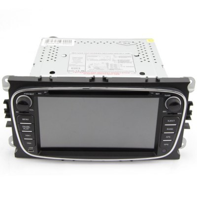Гаджет   7 inch 2 Din TFT Screen In - Dash Car DVD Player with Bluetooth Radio GPS IPOD TV Functions for Ford Mondeo 2004  -  2014 Car DVD Players