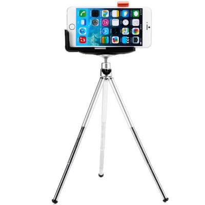 Гаджет   Tripod Mount Stand Cell Phone Clip Holder