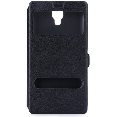 ФОТО Practical PC and PU Material Protective Cover Case for Redmi Note