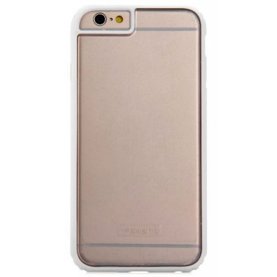 Practical Transparent PC and TPU Back Case Cover for iPhone 6  -  4.7 inches