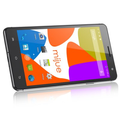 Гаджет   MIJUE T100 5.5 inch Android 4.4 3G Phablet Cell Phones