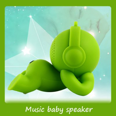 Гаджет   Unique Angel Music Baby Speaker Music Ball for iPhone 6 Plus / 6 / 5s / 5c Birthday Christmas New Year Souvenir Presents Christmas Supplies
