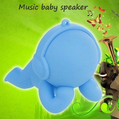 Unique Angel Music Baby Speaker Music Ball for iPhone 6 Plus / 6 / 5s / 5c Birthday Christmas New Year Souvenir Presents