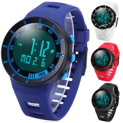 OHSEN 2821 LED Sports Military Watch Digital Wristwatch Week Alarm DateSports Watches<br>OHSEN 2821 LED Sports Military Watch Digital Wristwatch Week Alarm Date<br><br>People: Unisex table<br>Watch style: Fashion&amp;Casual, Business, Outdoor Sports, Military, LED<br>Available color: Black, Red, Blue, White<br>Shape of the dial: Round<br>Movement type: Digital watch<br>Display type: Digital<br>Case material: Stainless Steel<br>Band material: Silicone<br>Clasp type: Pin buckle<br>Special features: Alarm clock, Week, EL Back-light, Date<br>Water Resistance: Life water resistant<br>The dial thickness: 1.4 cm / 0.6 inches<br>The dial diameter: 4.5 cm / 1.8 inches<br>The band width: 2.2 cm / 0.9 inches<br>Product weight: 0.062 kg<br>Product size (L x W x H) : 25 x 4.5 x 1.4 cm / 9.8 x 1.8 x 0.6 inches<br>Package contents: 1 x Watch