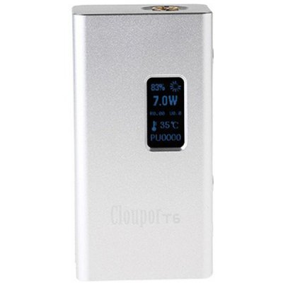 Cloupor T6 Variable Wattage 7  -  100W E - Cigarette Mod