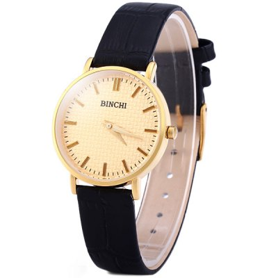 Гаджет   Binchi B52041BL Female Japan Quartz Watch Water Resistant Women