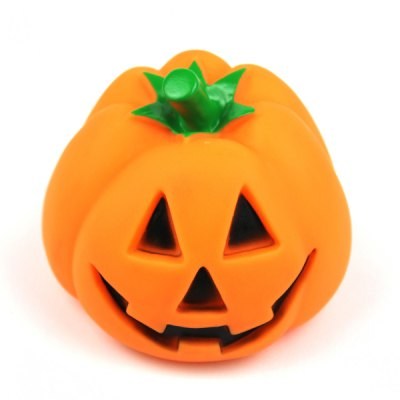 Pumpkin Design Sound - emitting Toy for Pet