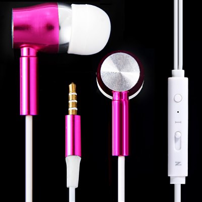 Earbuds magnetic - earbuds mic flat cable
