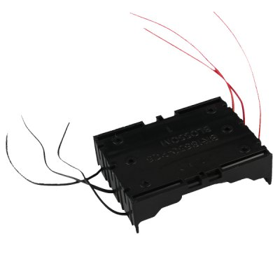 Гаджет   Universal 18650 Serial Connection Battery Storage Box LED Accessories
