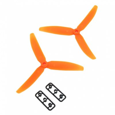 Gemfan 5 x 3 5030 3 - Leaf Propeller CW / CCW for 250 Frame Set Spare Accessories - 4 Pairs