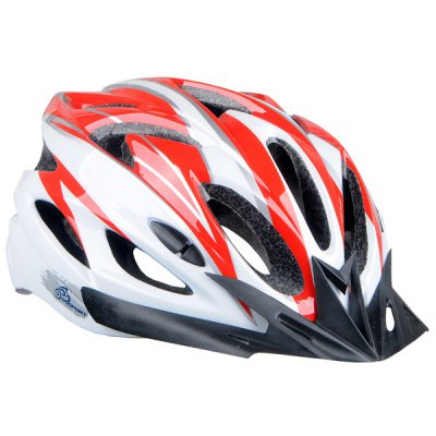 Cool Bicycle Helmet Unibody Integrated Cycling Hat